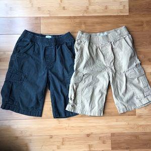 Bundle The Children's Place Shorts 10 Grey Tan